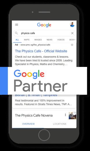 Google Partner Mobile